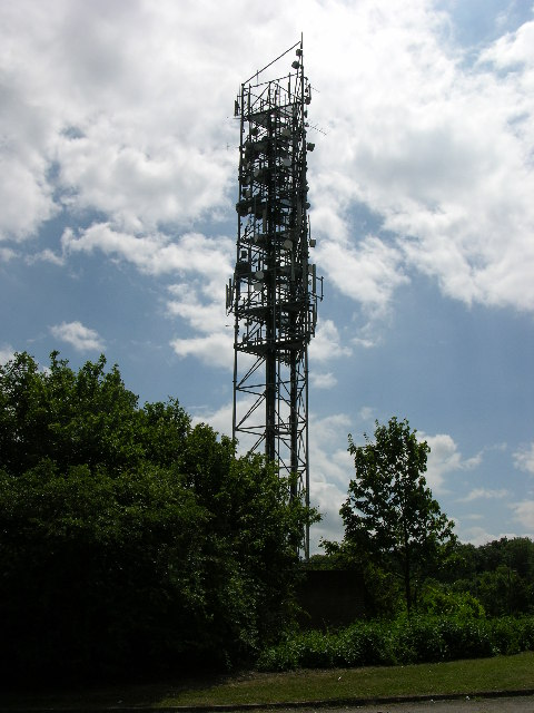 Telecommunications Mast