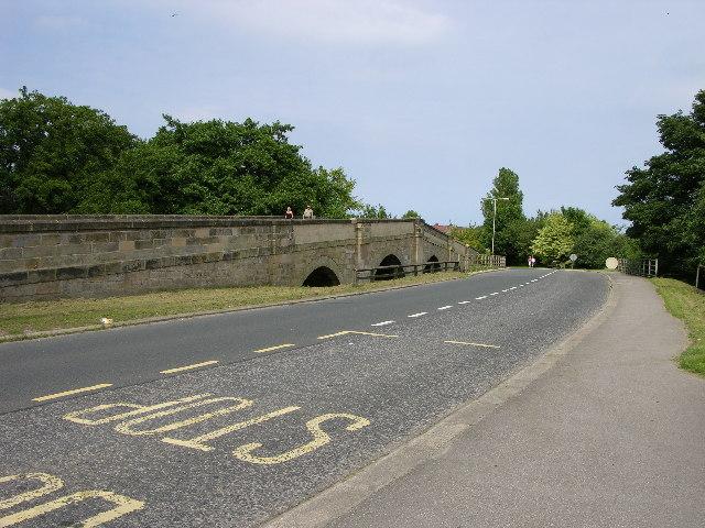 Ayton Bridge