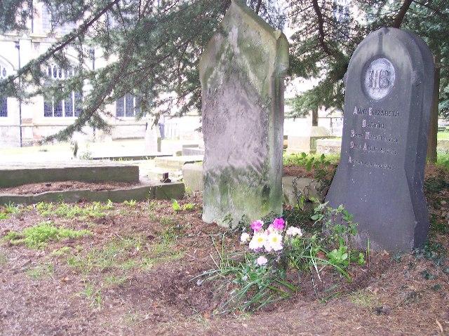 Darwin Grave