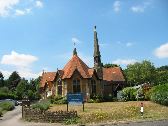 United Reformed Church, Wonersh, Surrey