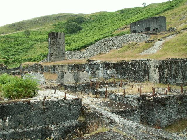 Bwlchglas mine