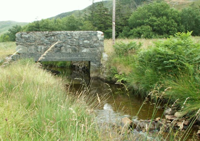 Bridge, Afon Cyneiniog