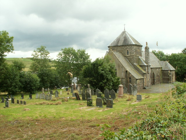 St. Peters Church, Bontgoch (Elerch)