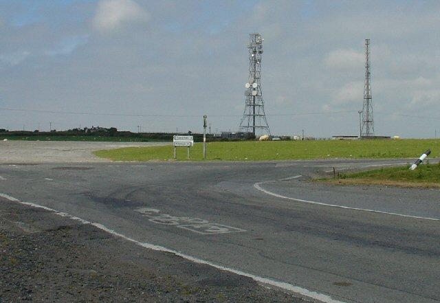 Transmitter Site, Davidstow, Cornwall