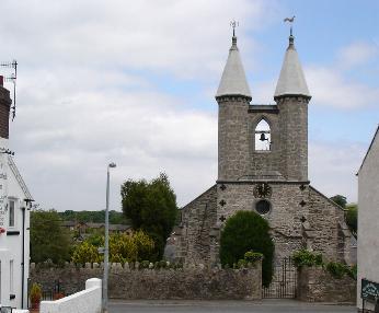 St. Michaels church Betws yn Rhos