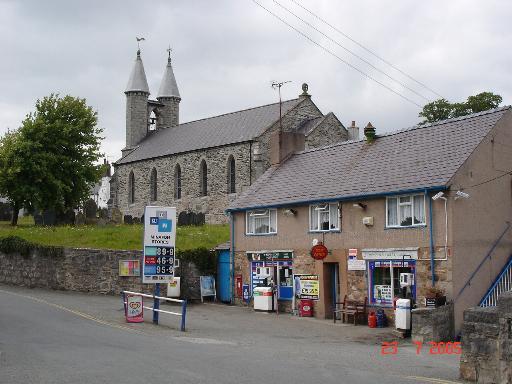 Village stores Betws yn Rhos