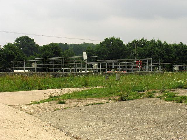 Kingsclere Sewage Works