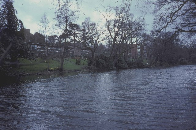 Broad Water, Weybridge