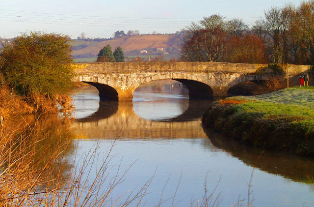 Great Bow Bridge, Langport