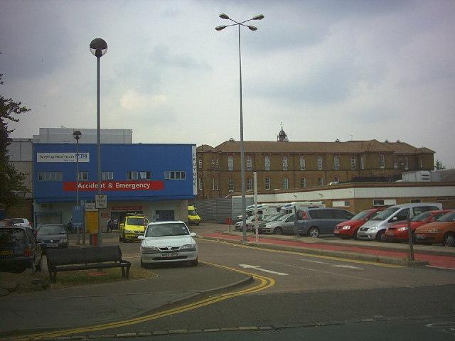 Mayday University Hospital, Mayday Road, Croydon.