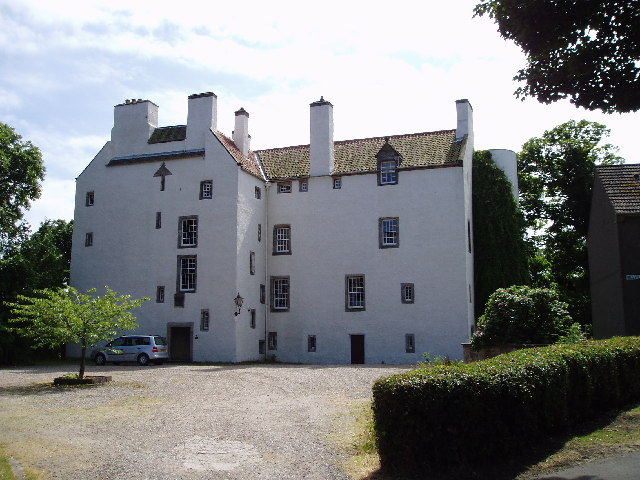 Rossend Castle, Burntisland