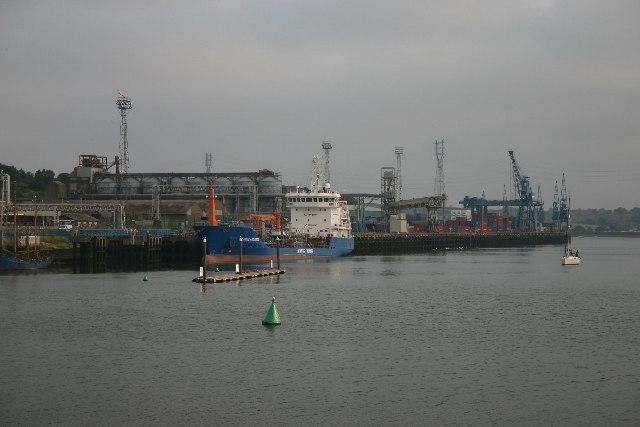 Cliff Quay, Ipswich