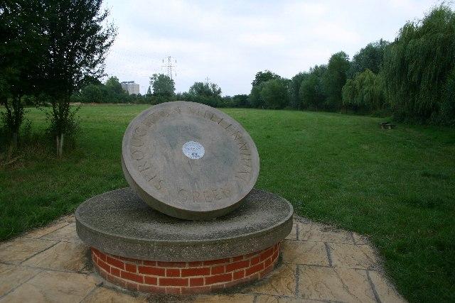 Sproughton Millennium Green