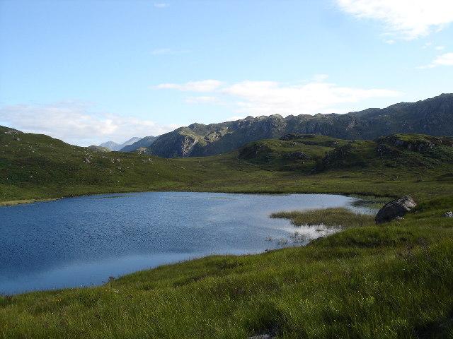Loch an Doire Chairbh