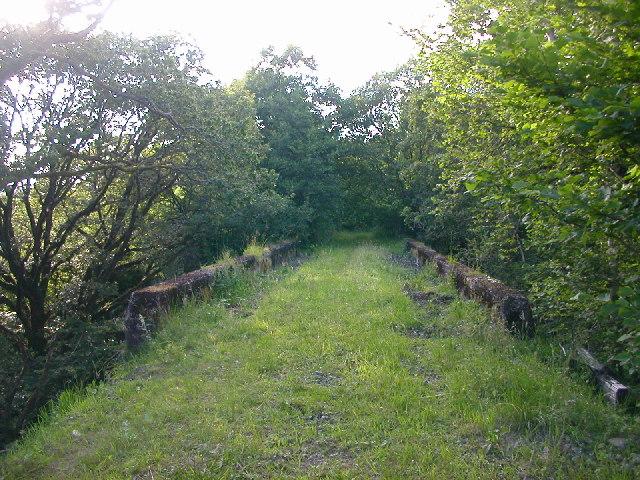 Strath of Appin Railway Bridge