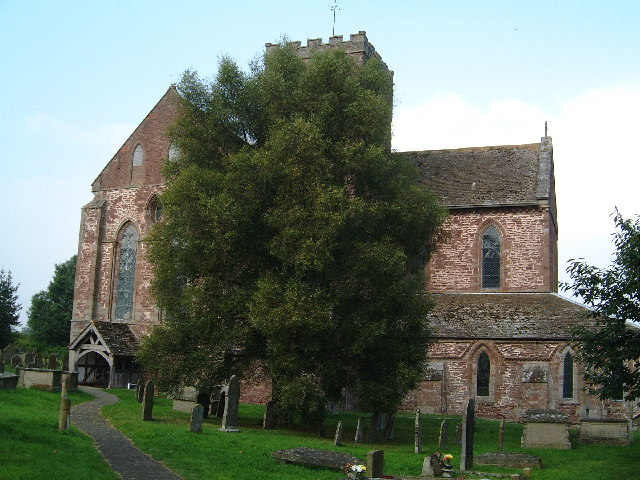 Dore Abbey. Abbeydore Herefordshire