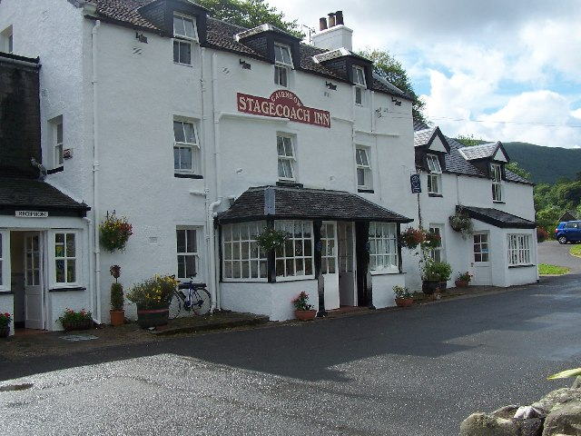 Stagecoach Inn, Cairndow