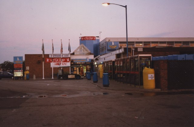 Keele Service Station