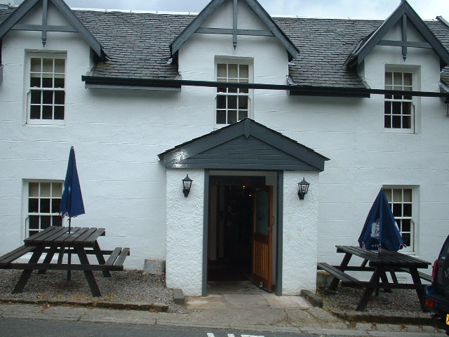 Whistlefields Inn, Loch Eck