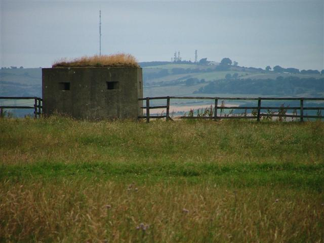 WW2 Pill box, West Hamsteels