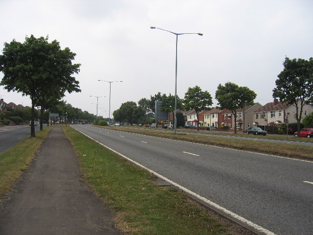 Kenpas Highway, Coventry
