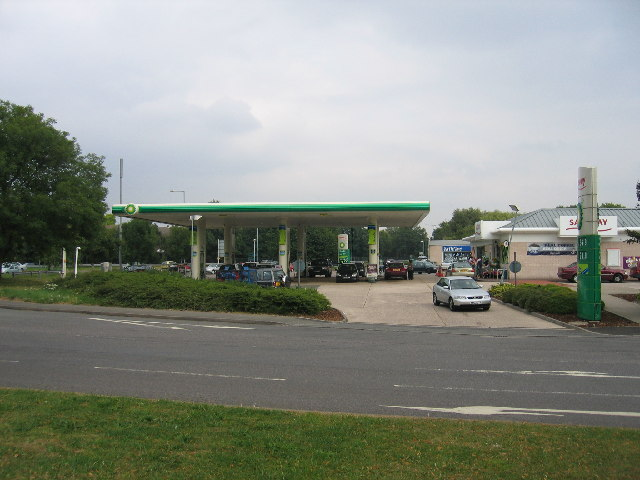 Finham Petrol Station
