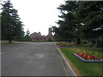 SP3076 : Canley Cemetery by David Stowell