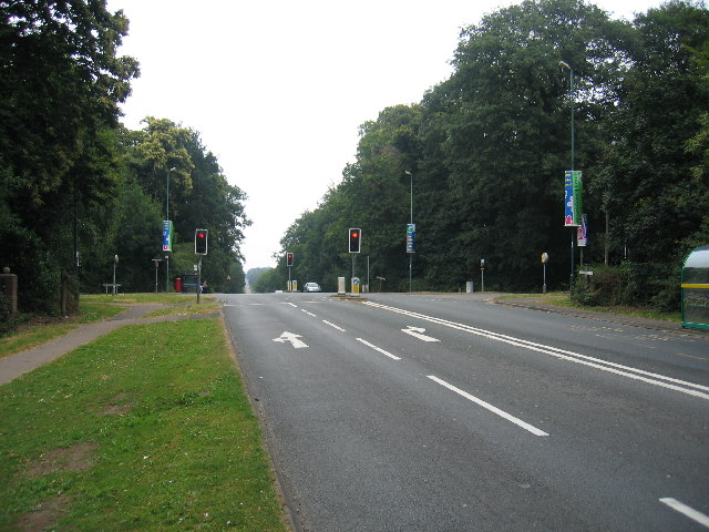 Gibbet Hill Crossroads