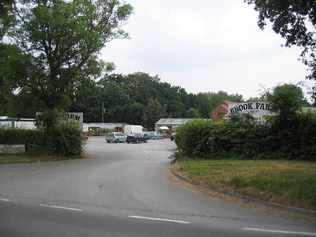 Brook Farm Nursery and Farm Shop