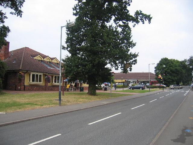 Leyes Lane, Kenilworth