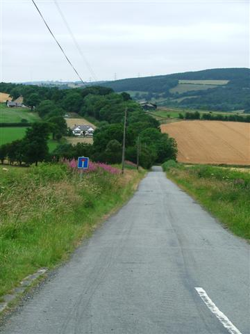 No Through Road to Biggen Farm