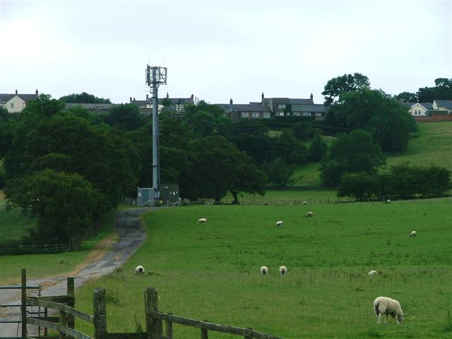 Mobile Phone Mast at North Farm
