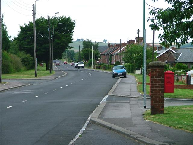 Low Moor Road, Langley Park