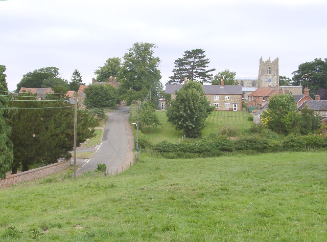 Croxton Kerrial, Leicestershire