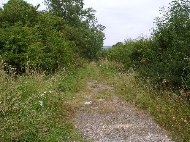 Abandoned track, Croxton Kerrial