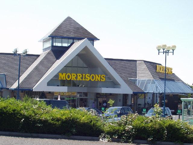 Morrison's Supermarket, Stewartfield, East Kilbride