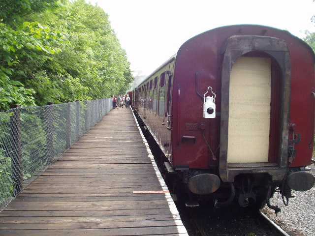 Matlock Riverside Station