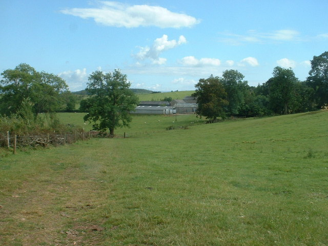Lookingflatt Farm, near Hoff