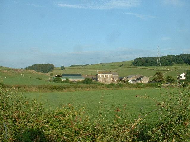 Moor End Farm, near Nether Kellet