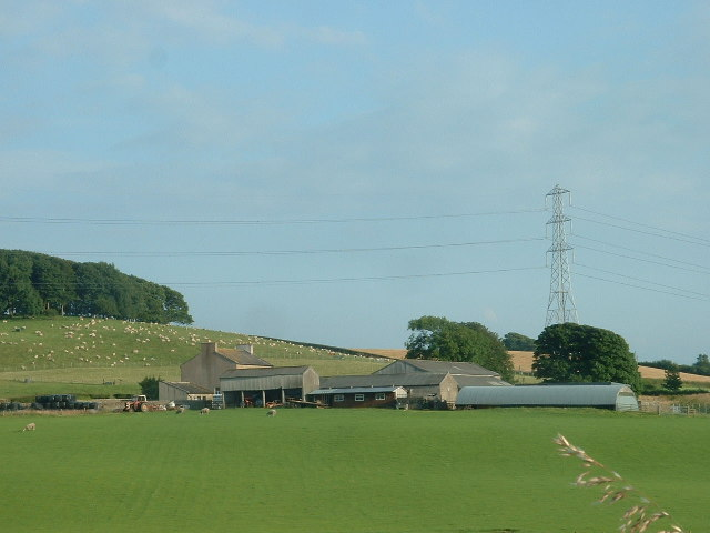 Scargill Farm, near Nether Kellet