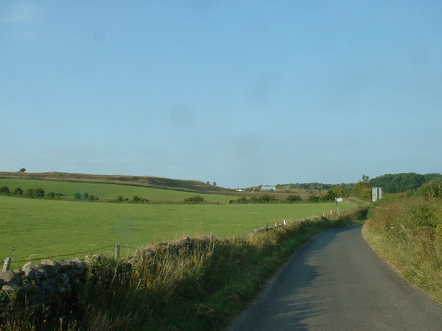 Scargill Road, near Halton