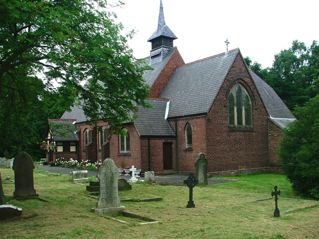 All Saints Church, Langley Park