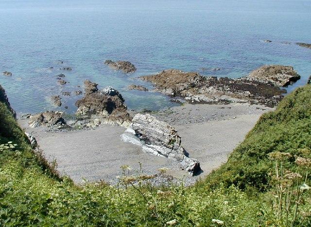 Cove near Polkerris