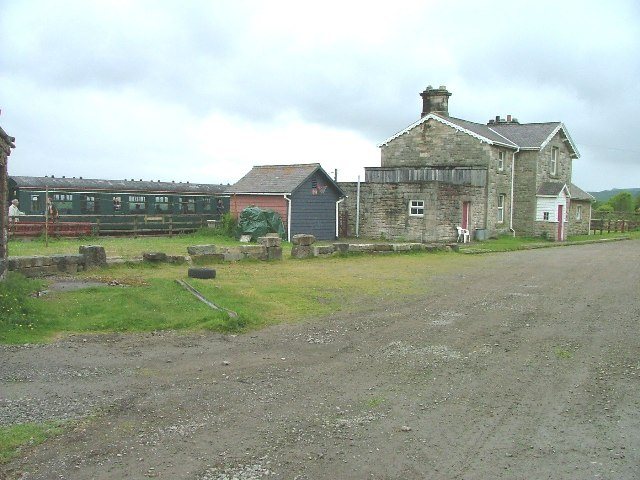 Redmire Station