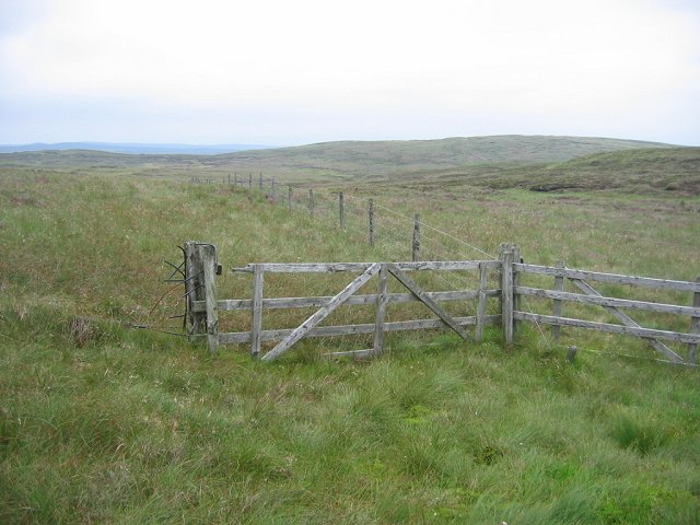 Fences, Hill of Stake