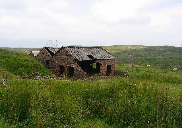Muirshiel Mine.