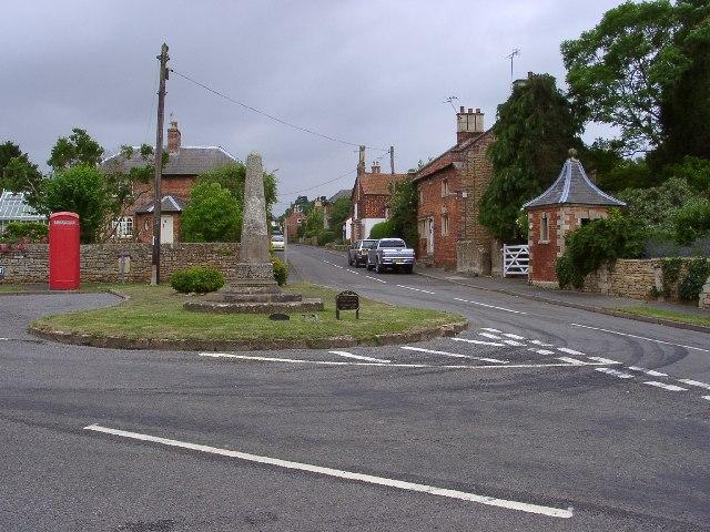 Harlaxton, near Grantham