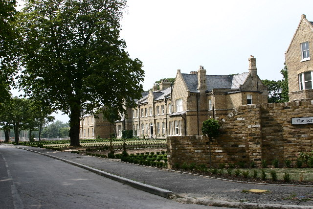 Shoebury Garrison