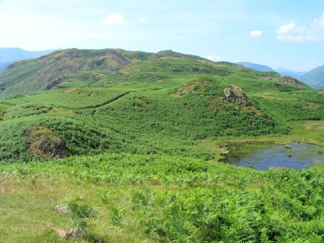 View across Loughrigg