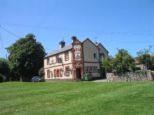 The King's Head Inn, Moulton